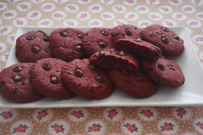 Galletas Red Velvet Cocin Tica